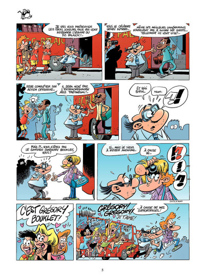 Page 4 les footmaniacs tome 6