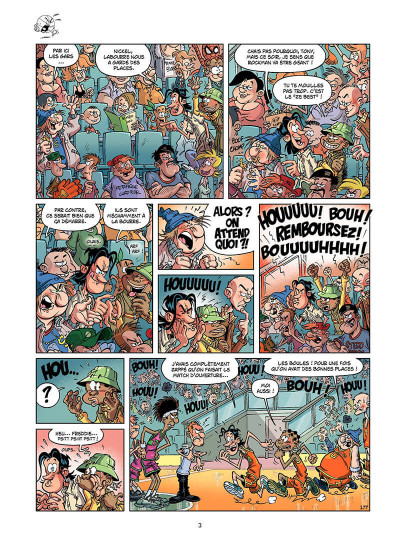 Page 2 basket dunk tome 5
