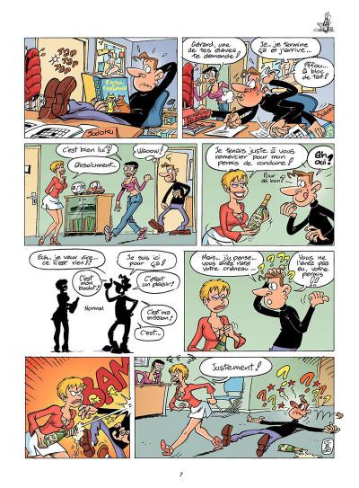 Page 6 l'auto école tome 6 - leçon de bonne conduite