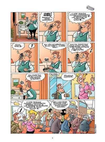 Page 2 les fonctionnaires tome 9
