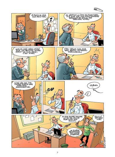 Page 6 les fonctionnaires tome 9