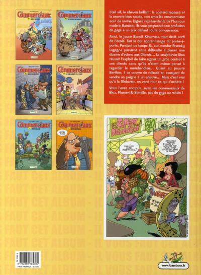 Dos les commerciaux tome 6 - vente subliminale