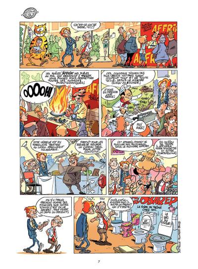 Page 6 les commerciaux tome 6 - vente subliminale