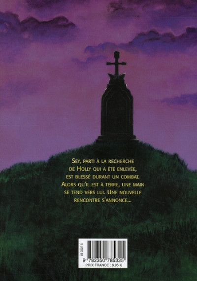 Dos embryon road tome 4