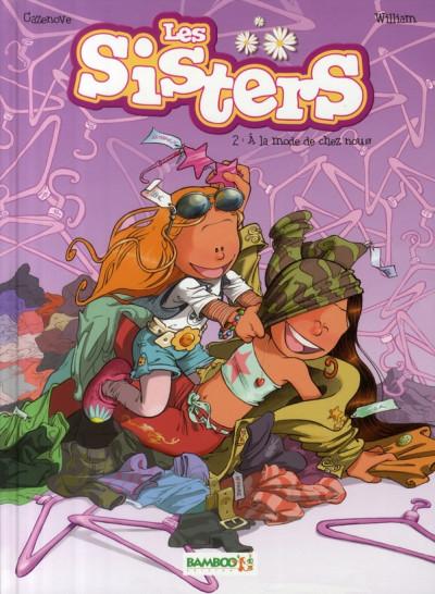 image de les sisters tome 2 - à la mode de chez nous