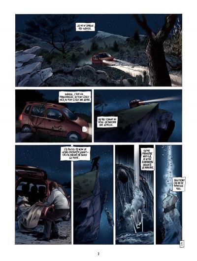 Page 2 borderline tome 2 - ses cauchemars s'écrivent la nuit mais se vivent le jour...