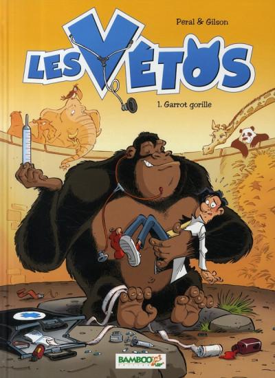 image de les vétos tome 1 - garrot gorille