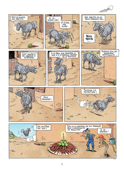 Page 2 triple galop tome 4