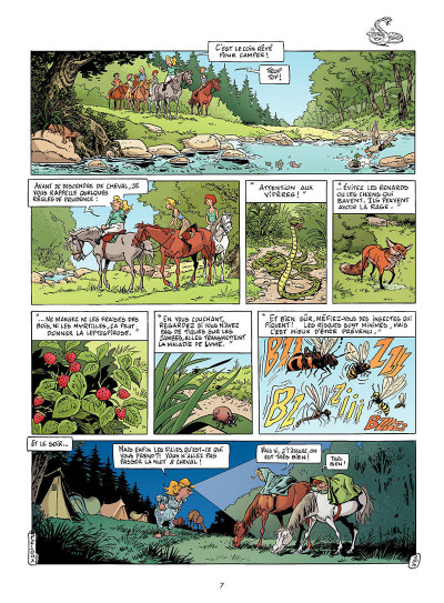 Page 6 triple galop tome 4