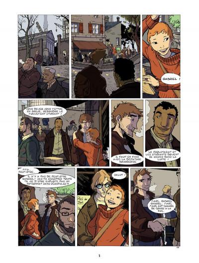Page 6 l'enfant maudit tome 1 - les tondues