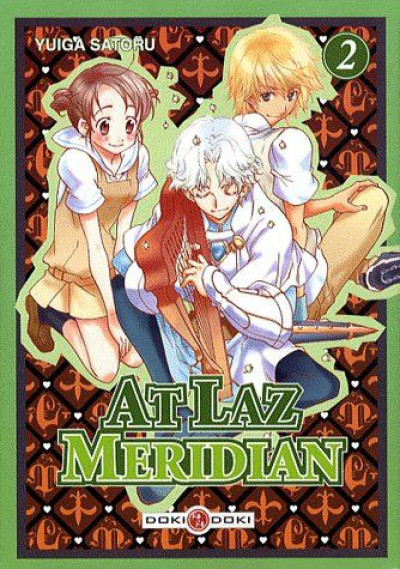 Couverture at laz meridian tome 2