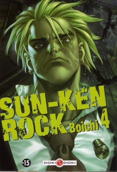 Couverture sun-ken rock tome 4