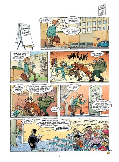 Page 2 les profs tome 12 - grève party