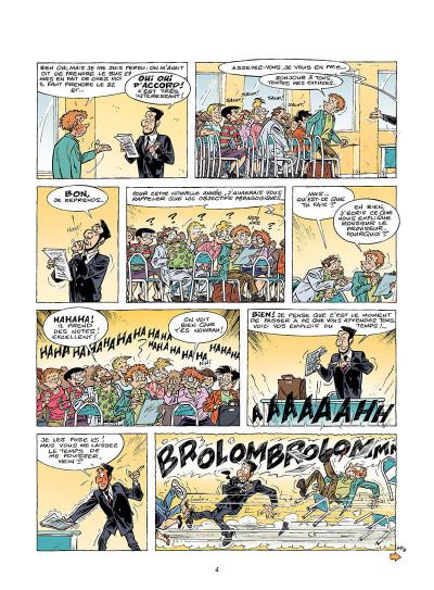 Page 3 les profs tome 12 - grève party
