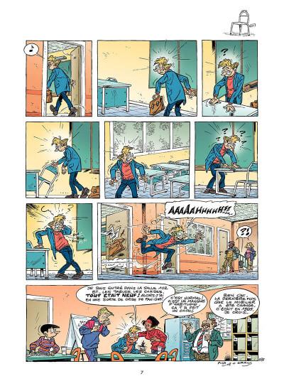 Page 6 les profs tome 12 - grève party