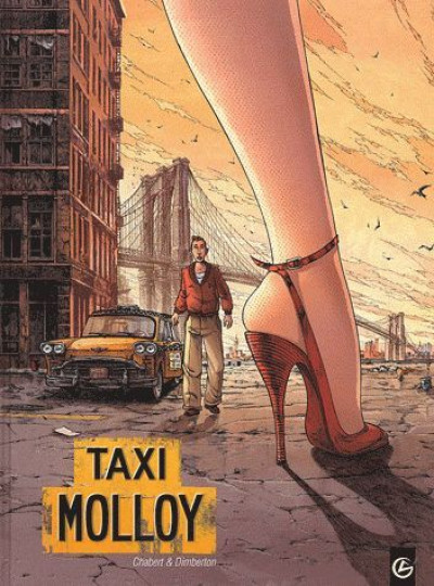 Couverture taxi molloy tome 1