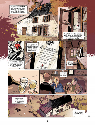 Page 2 tranquille courage tome 1
