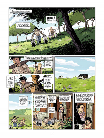 Page 3 tranquille courage tome 1