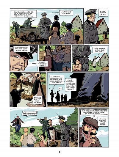 Page 5 tranquille courage tome 1