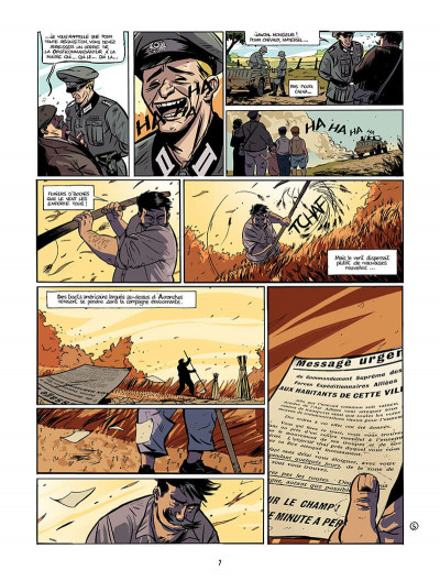 Page 6 tranquille courage tome 1