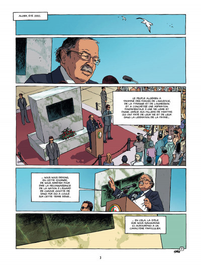Page 4 tahya el-djazaïr tome 1 - du sang sur les mains