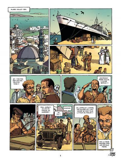 Page 5 tahya el-djazaïr tome 1 - du sang sur les mains
