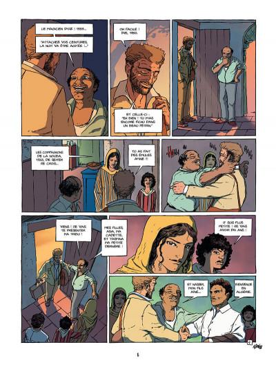 Page 7 tahya el-djazaïr tome 1 - du sang sur les mains