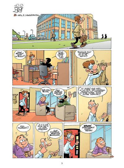 Page 2 les fonctionnaires tome 10 - plein pots !