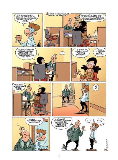 Page 4 les fonctionnaires tome 10 - plein pots !