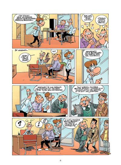 Page 5 les fonctionnaires tome 10 - plein pots !