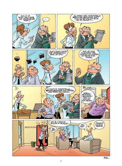 Page 6 les fonctionnaires tome 10 - plein pots !