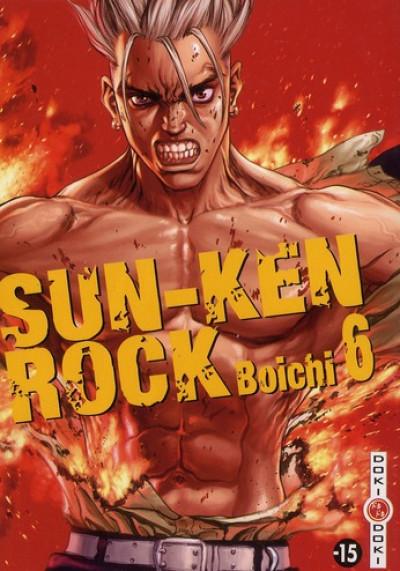 Couverture sun-ken rock tome 6