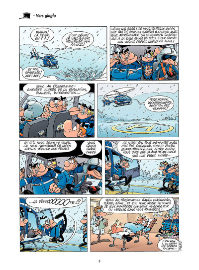 Page 2 les gendarmes tome 12 - tête à clic !