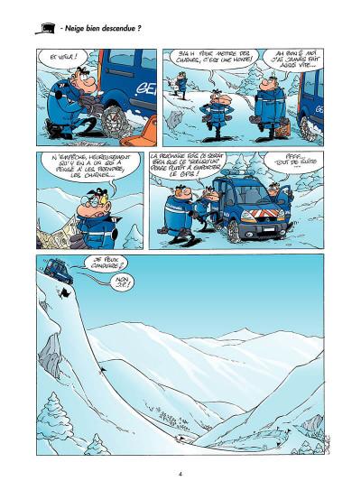 Page 3 les gendarmes tome 12 - tête à clic !