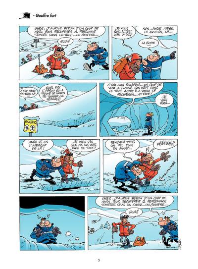 Page 4 les gendarmes tome 12 - tête à clic !
