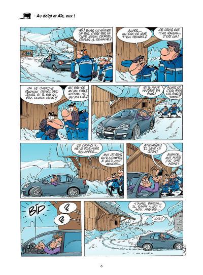 Page 5 les gendarmes tome 12 - tête à clic !