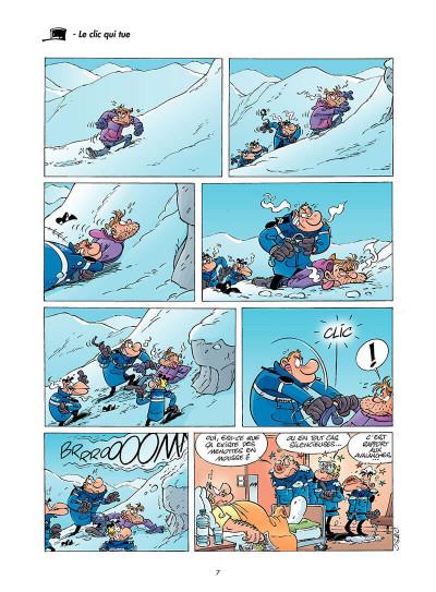 Page 6 les gendarmes tome 12 - tête à clic !
