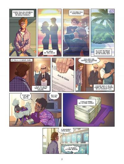 Page 6 deuxième chance tome 1 - mort et entêté
