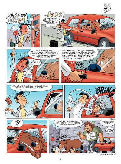 Page 4 les vétos tome 2 - vaccin pour tous, toutous pour un !