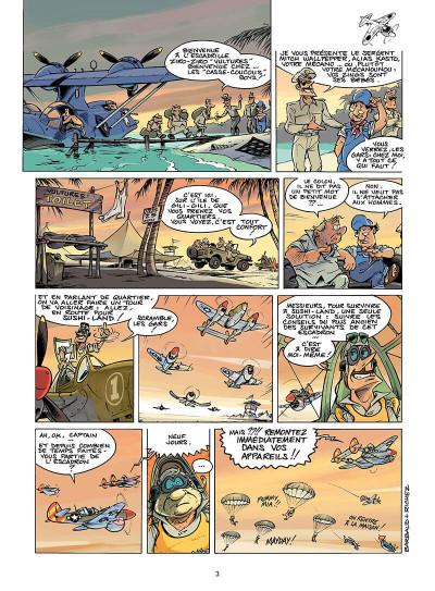 Page 2 les dézingueurs tome 1 - escadrille casse-coucous