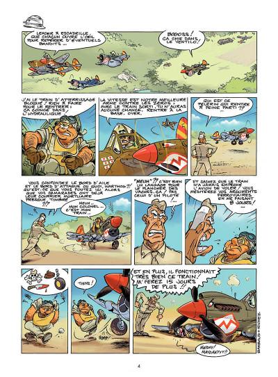 Page 3 les dézingueurs tome 1 - escadrille casse-coucous