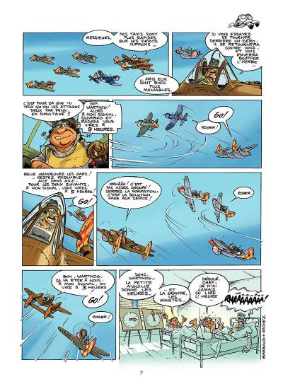 Page 6 les dézingueurs tome 1 - escadrille casse-coucous