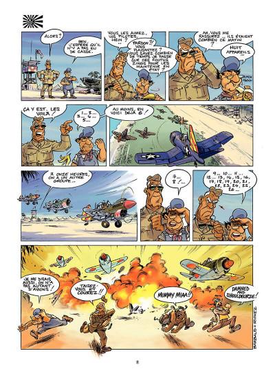 Page 7 les dézingueurs tome 1 - escadrille casse-coucous