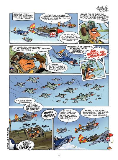Page 8 les dézingueurs tome 1 - escadrille casse-coucous