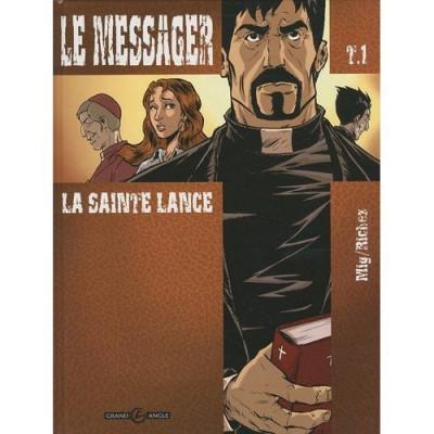 image de le messager - tome 5 + tome 1