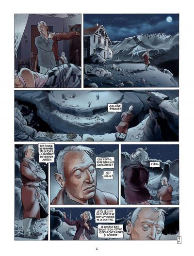 Page 3 borderline tome 3 - kumlikan