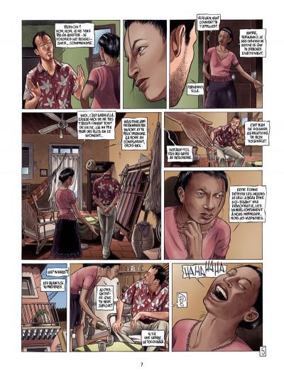 Page 6 borderline tome 3 - kumlikan