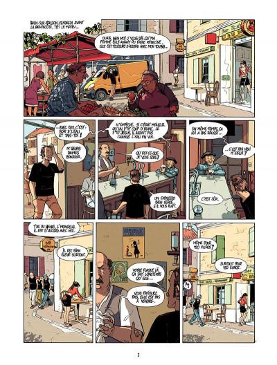 Page 4 le chineur tome 1 - tu es poussière