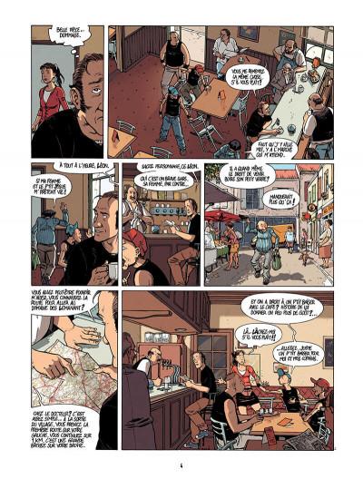 Page 5 le chineur tome 1 - tu es poussière