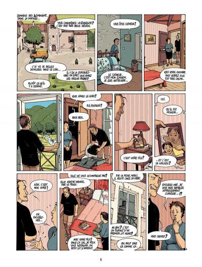 Page 7 le chineur tome 1 - tu es poussière
